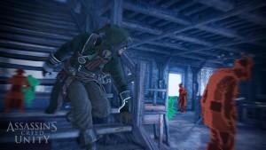 Assassin's Creed Unity molesta a fans conservadores