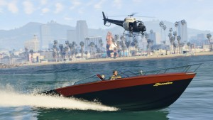 GTA 5 para PC, PS4 y Xbox One: 4 imágenes next-gen