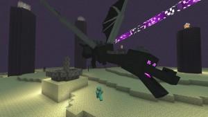 Esto es lo que pasa si sigues tus sueños en Minecraft
