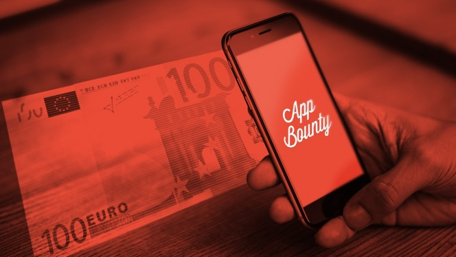 Earn-Money-With-AppBounty-Smartphone