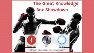 3.000 preguntas a Google Now, Siri y Cortana… ¿Quién responde mejor?