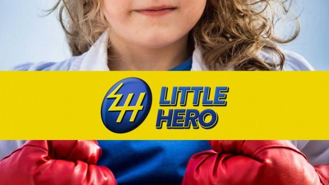 Little Hero: las tareas son un juego de niños