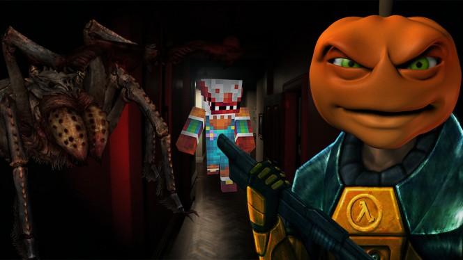 GTA San Andreas, Skyrim, Goat Simulator... Convierte tus juegos normales en juegos terroríficos