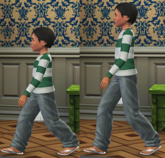 Mod para The Sims 4 muda a altura dos personagens
