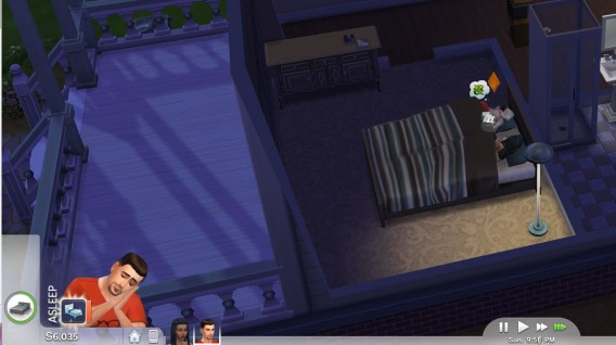 Mod traz supervelocidade do The Sims 4