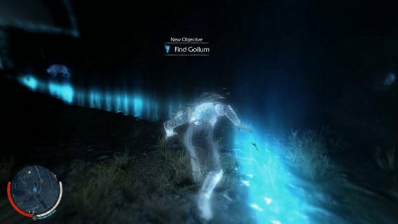Visão do Wraith ajuda a enxergar outros objetos