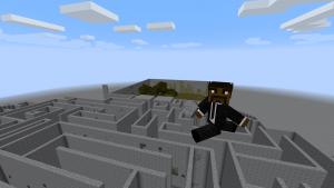 Peli que se estrena, peli que aparece en Minecraft