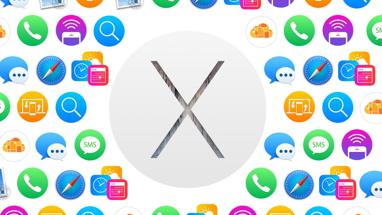 OS X Yosemite: ¿cómo cambiará tu Mac?