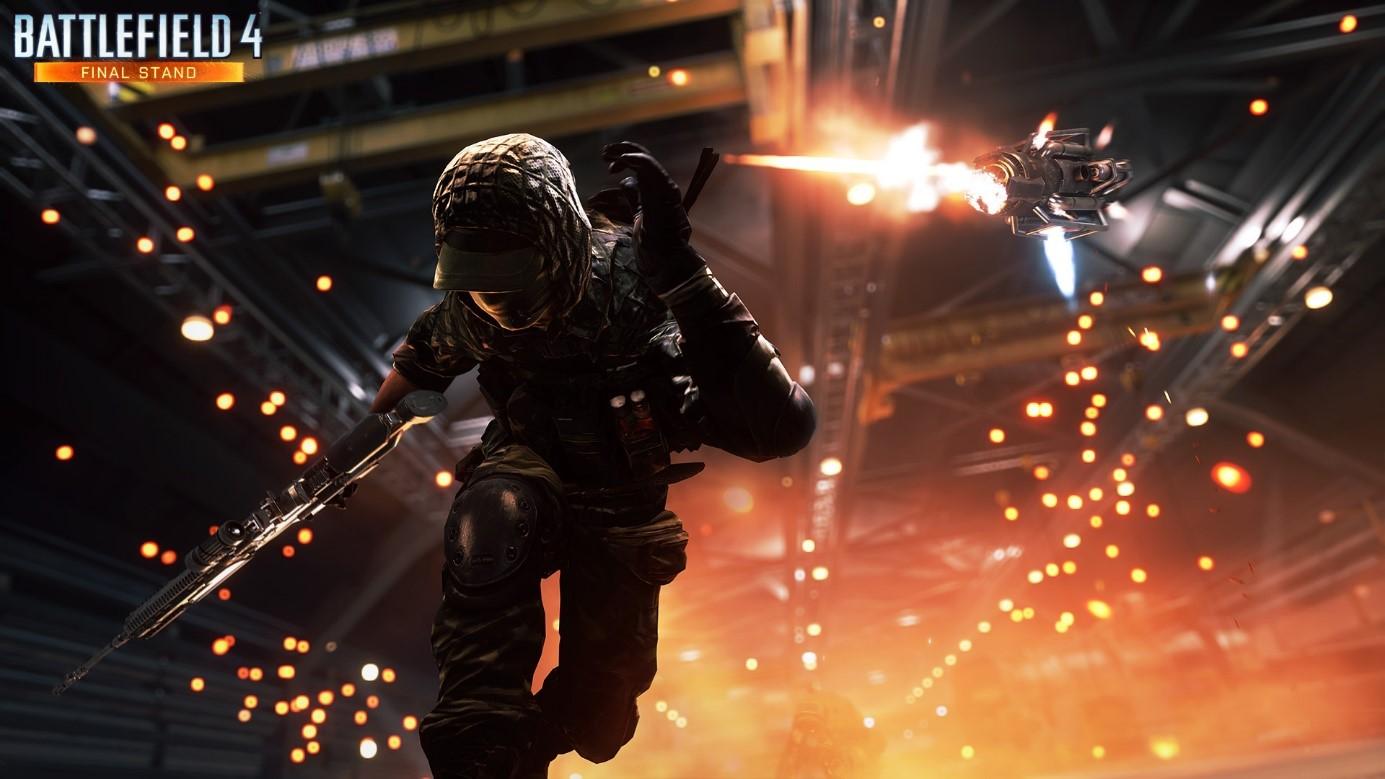 Battlefield Hardline: 4 imágenes nuevas de Battlefield