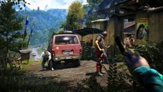 Far Cry 4: nueva demo y 4 nuevas imágenes
