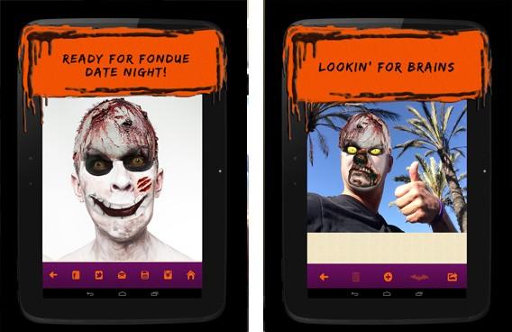 Monster-fy Photo Sticker Fun