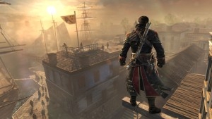 ¿Matarás a tu mejor amigo en Assassin's Creed Rogue?