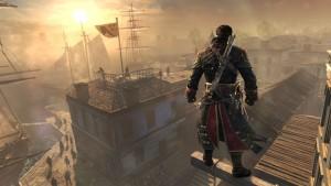 Nueva imagen de Assassin's Creed Rogue incluye sorpresa