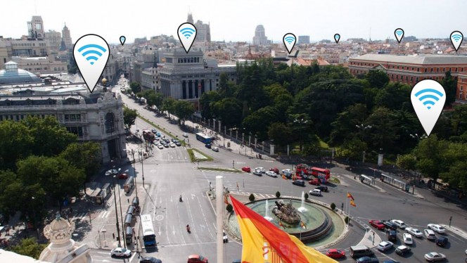 ¿Dónde encontrar WiFi gratis en España?