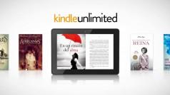 Kindle Unlimited: consigue un mes gratis de la tarifa plana de libros de Amazon