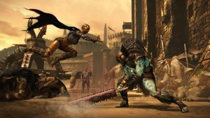 Imagen de Mortal Kombat X revela a… un actor de Hollywood