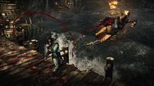 ¿Se revela otra luchadora para Mortal Kombat X?
