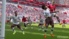 La demo de PES 2015 para PC ya está disponible en Steam