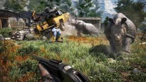Más vídeos de Far Cry 4 desatan la acción en el Himalaya