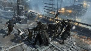 Assassin's Creed Rogue ya se puede descargar ilegalmente: mucho cuidado