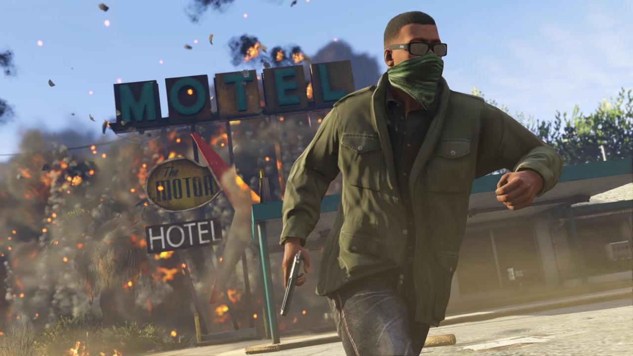 GTA 5 de PC, PS4 y Xbox One tiene un truco que te transforma en…