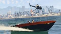 GTA 5 PS4 lanza muchas imágenes de GTA Online