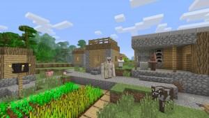 Minecraft revela su primer contenido 100% Microsoft