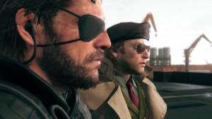 Así es el merchandising principal de Metal Gear Solid 5