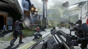 En Call of Duty Advanced Warfare puedes ser un zombie