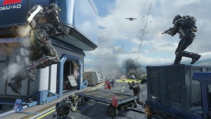 Nueva pista sobre los zombies en Call of Duty Advanced Warfare