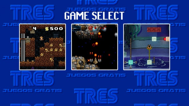 3 Juegos Gratis X: Spelunky, Tyrian 2000 y Whispers of the Goddess