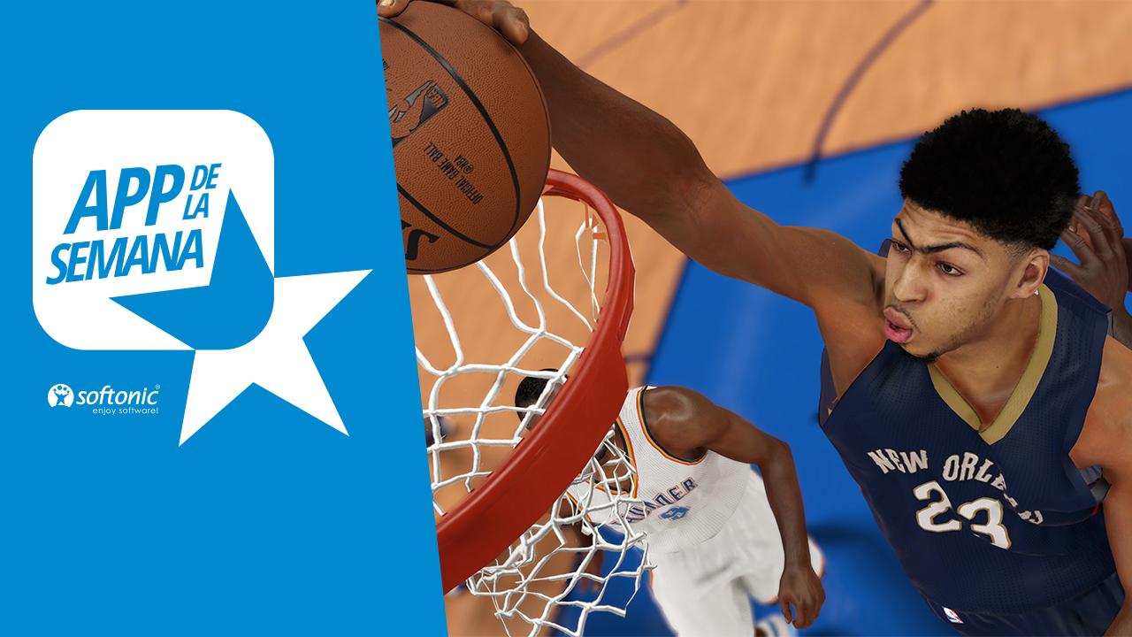 El mejor simulador de baloncesto, NBA 2K15, nuestro juego de la semana