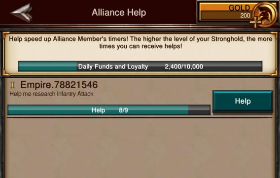 Aliance-Help