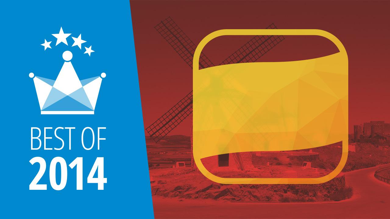 Mejores apps españolas de 2014