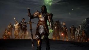 ¿Por qué Dragon Age: Inquisition tiene un mundo abierto?