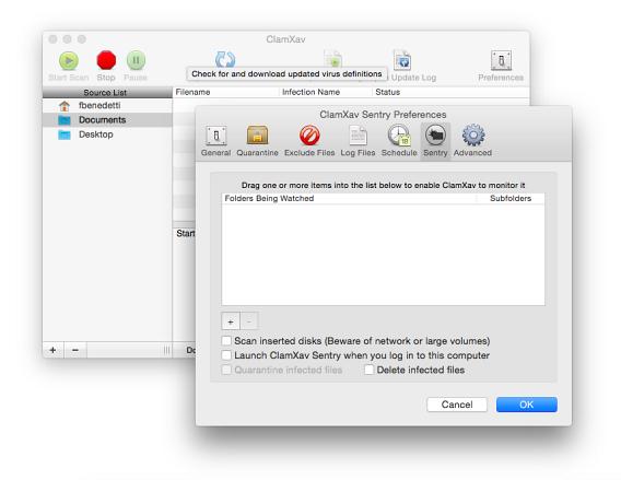 ClamXav for Mac v2