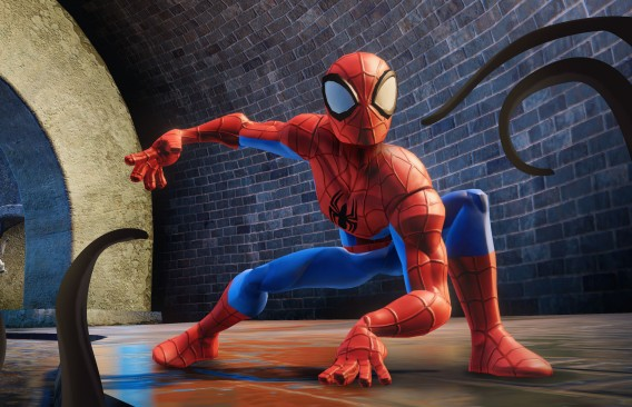 Disney-Infinity-2-Spider-Man