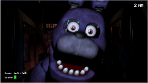 Juegos para iPhone, iPad y Android: Five Nights at Freddy's 2
