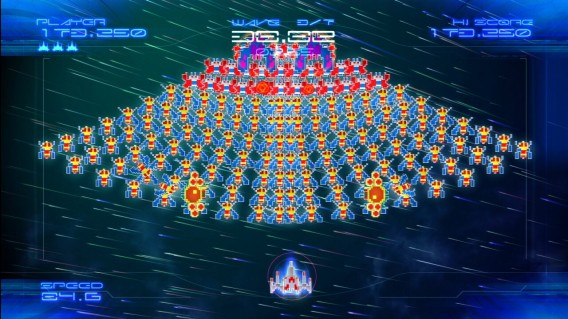Galaga 30th Collection pour iOS