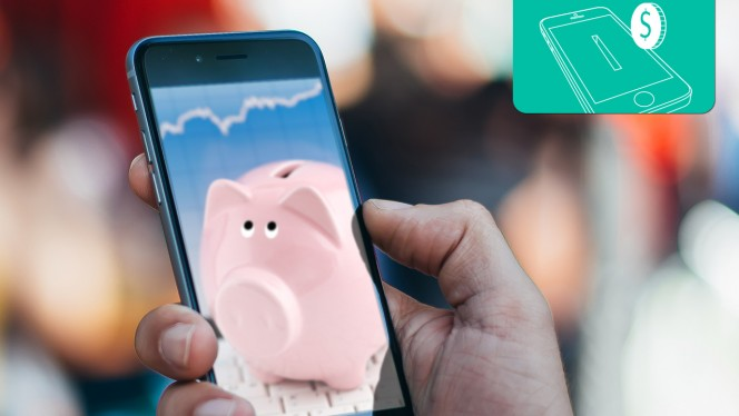 Save-money-with-apps-smartphone-piggybank