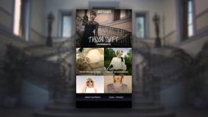 """Explora el videoclip de """"Blank Space"""" con la app de Taylor Swift"""