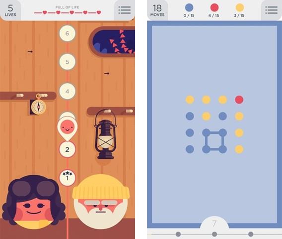 TwoDots pour iOS