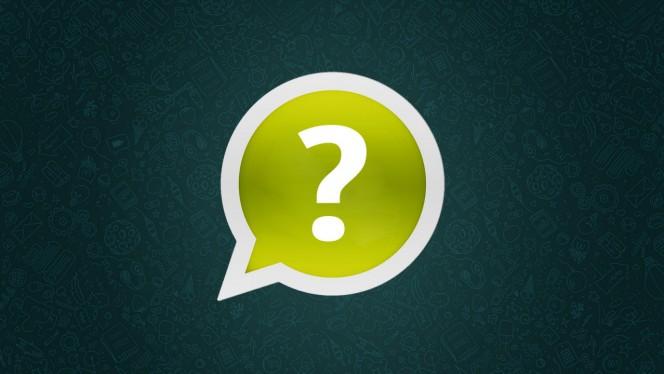 WhatsApp-Question-Mark