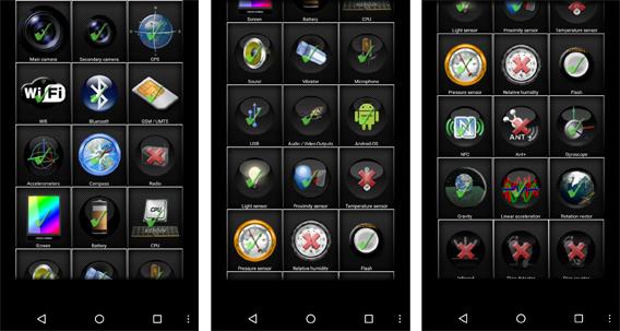 ZDeviceTest - Android 5 - Nexus 4