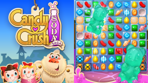 Candy Crush Soda Saga ya disponible en todo el mundo