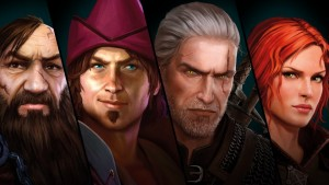 The Witcher Adventure Game: rol y cartas para iOS y Android