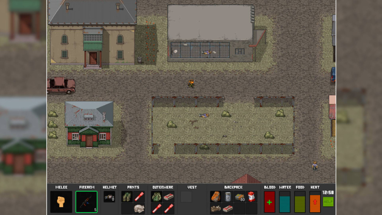 Juega Gratis A La Version Mini De Dayz Popular Juego De Zombies