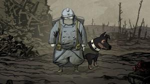 Juegos para Android: visita la 1ª Guerra Mundial en Valiant Hearts