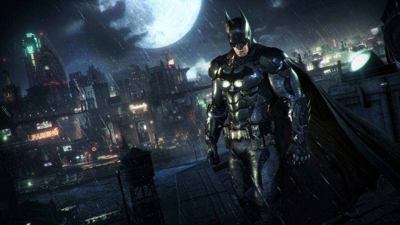 El batmóvil lo explota todo en este vídeo Batman Arkham Knight