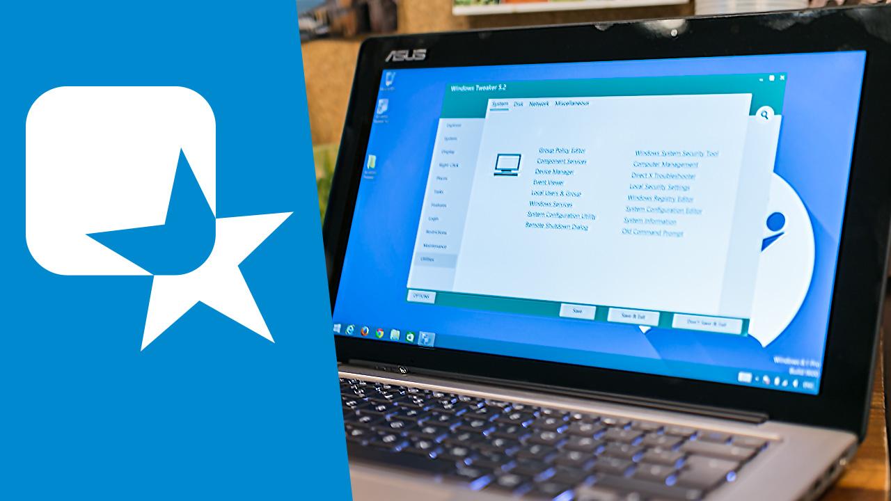 Configura Windows a tu gusto con Windows Tweaker, nuestra app de la semana